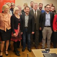 Die 24 Stadtratskandidaten