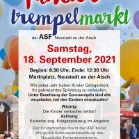 Kindertrempelmarkt 2021